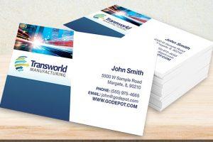 business cards premium picture data